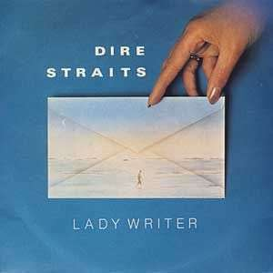 Coverafbeelding Lady Writer - Dire Straits