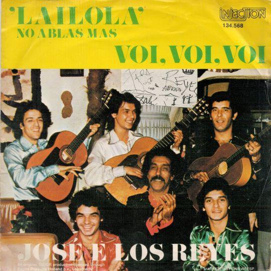 Coverafbeelding José e Los Reyes - Lailola - No Ablas Mas