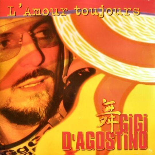 Coverafbeelding L'amour Toujours - Gigi D'agostino