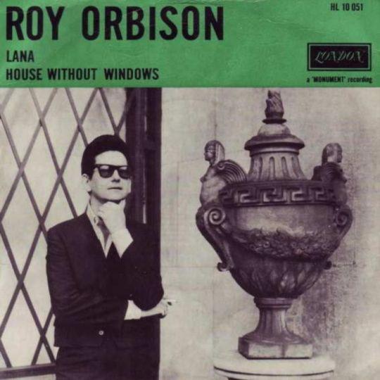 Coverafbeelding Lana - Roy Orbison