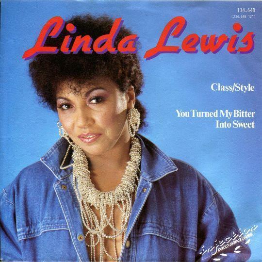 Coverafbeelding Linda Lewis - Class/Style
