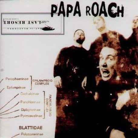 Coverafbeelding Papa Roach - Last Resort