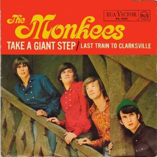 Coverafbeelding Last Train To Clarksville - The Monkees