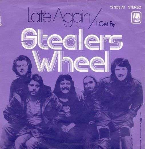 Coverafbeelding Stealers Wheel - Late Again