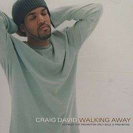 Coverafbeelding Walking Away - Craig David