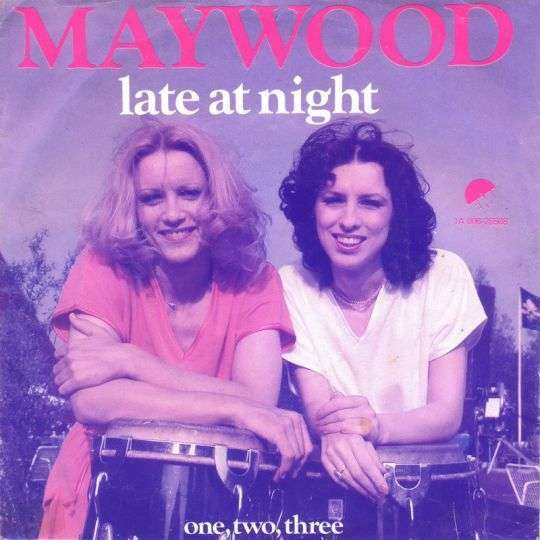 Coverafbeelding Maywood - Late At Night