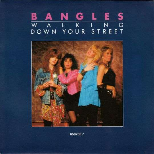 Coverafbeelding Walking Down Your Street - Bangles