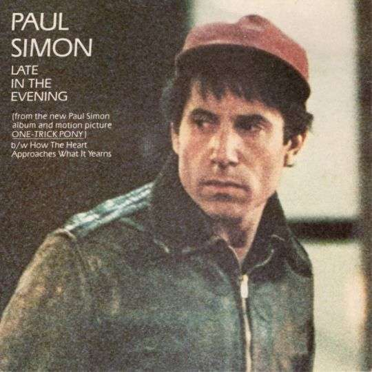 Coverafbeelding Late In The Evening - Paul Simon