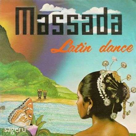 Coverafbeelding Latin Dance - Massada