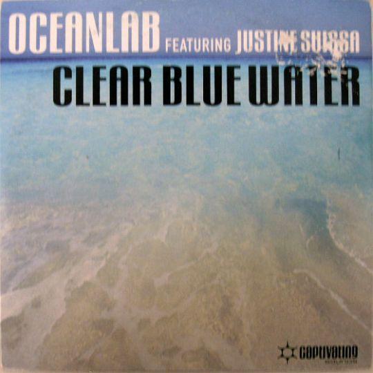 Coverafbeelding OceanLab featuring Justine Suissa - Clear Blue Water