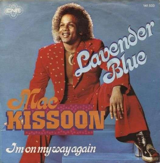 Coverafbeelding Lavender Blue - Mac Kissoon