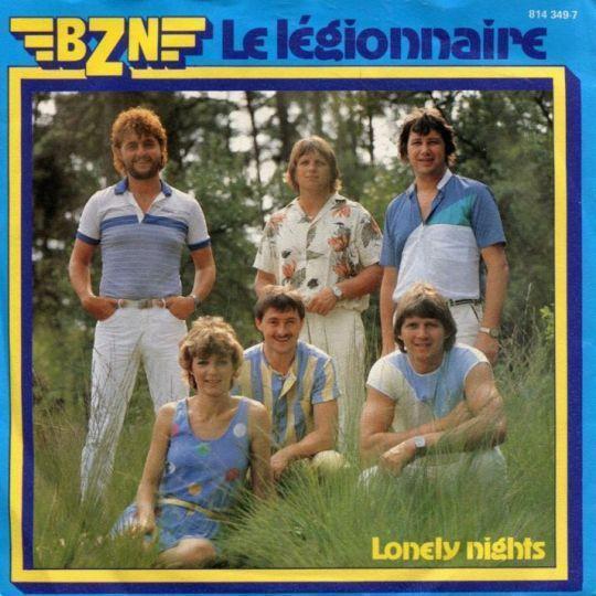 Coverafbeelding Le L�gionnaire - Bzn