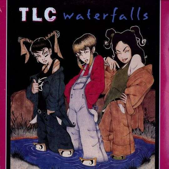 Coverafbeelding Waterfalls - Tlc