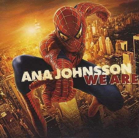 Coverafbeelding Ana Johnsson - We Are