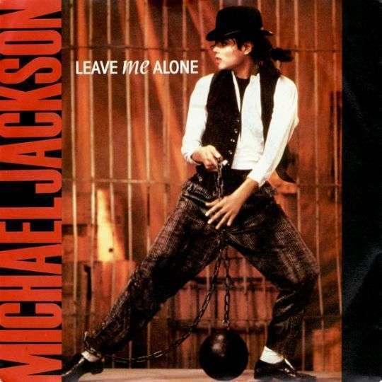 Coverafbeelding Michael Jackson - Leave Me Alone