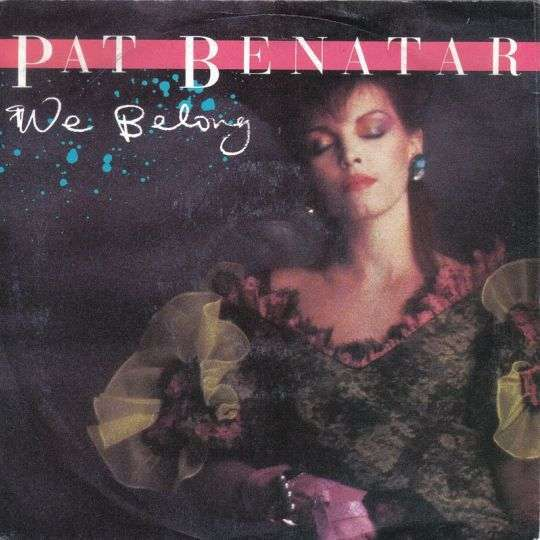 Coverafbeelding Pat Benatar - We Belong