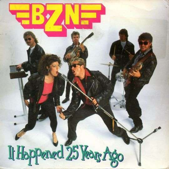 Coverafbeelding It Happened 25 Years Ago - Bzn