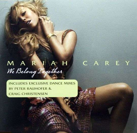 Coverafbeelding Mariah Carey - We Belong Together