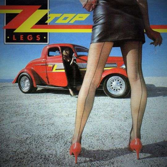 Coverafbeelding Legs - Zz Top