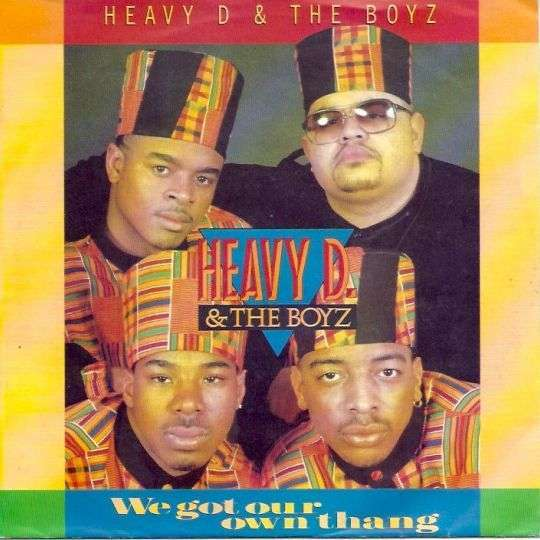 Coverafbeelding We Got Our Own Thang - Heavy D & The Boyz