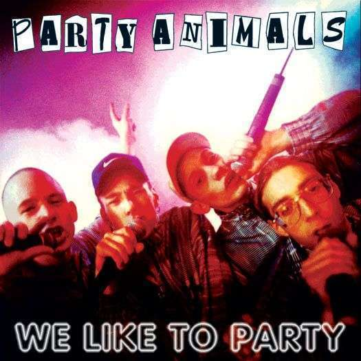 Coverafbeelding We Like To Party - Party Animals