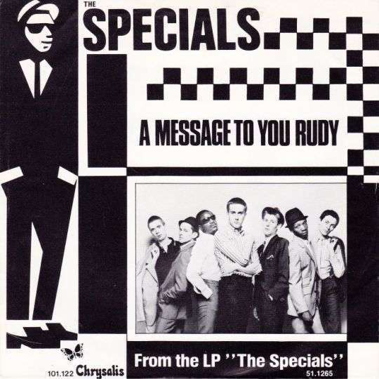 Coverafbeelding A Message To You Rudy - The Specials ((Gbr))