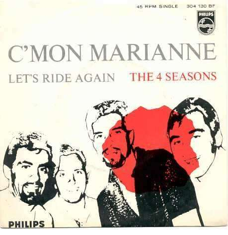 Coverafbeelding C'mon Marianne - The 4 Seasons