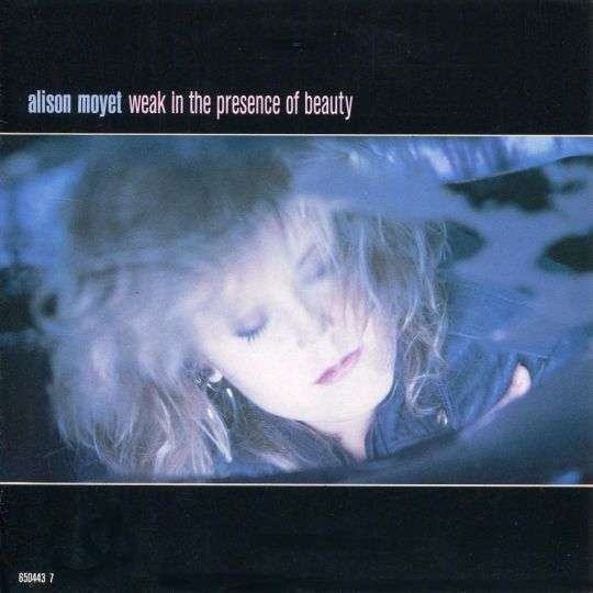 Coverafbeelding Weak In The Presence Of Beauty - Alison Moyet