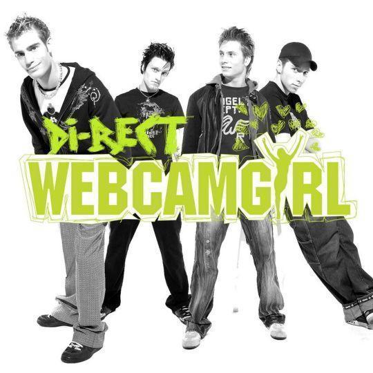 Coverafbeelding Webcamgirl - Di-Rect