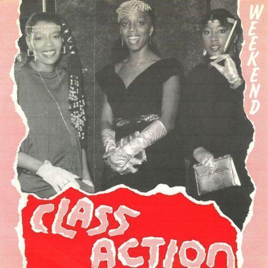 Coverafbeelding Class Action - Weekend