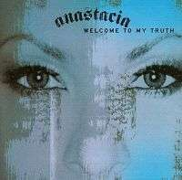 Coverafbeelding Anastacia - Welcome To My Truth