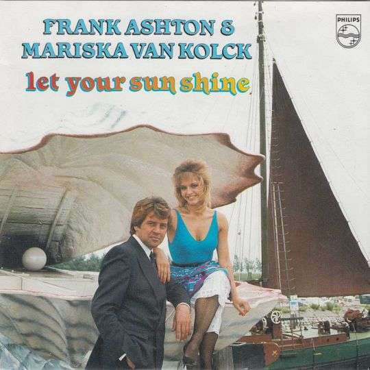 Coverafbeelding Let Your Sun Shine - Frank Ashton & Mariska Van Kolck