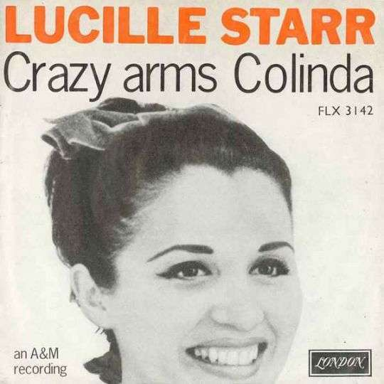Coverafbeelding Crazy Arms/ Colinda - Lucille Starr