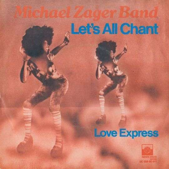 Coverafbeelding Michael Zager Band - Let's All Chant