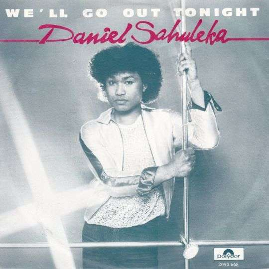 Coverafbeelding We'll Go Out Tonight - Daniel Sahuleka