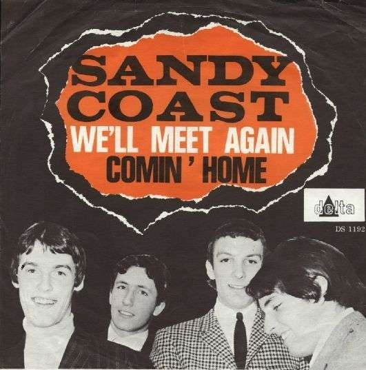 Coverafbeelding We'll Meet Again - Sandy Coast