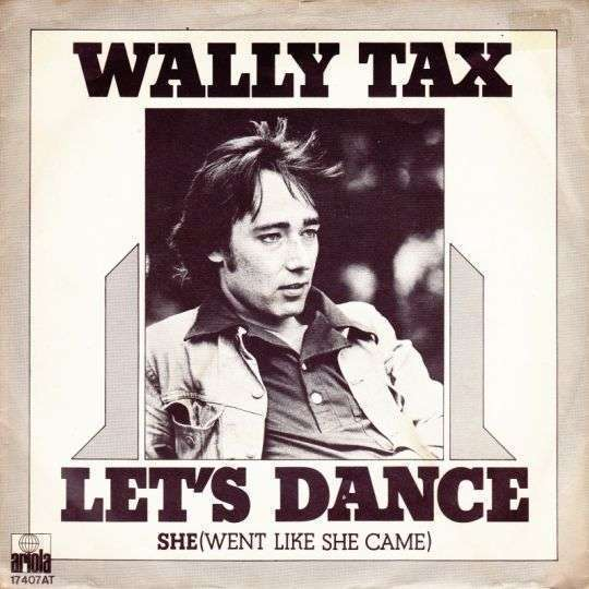 Coverafbeelding Let's Dance - Wally Tax