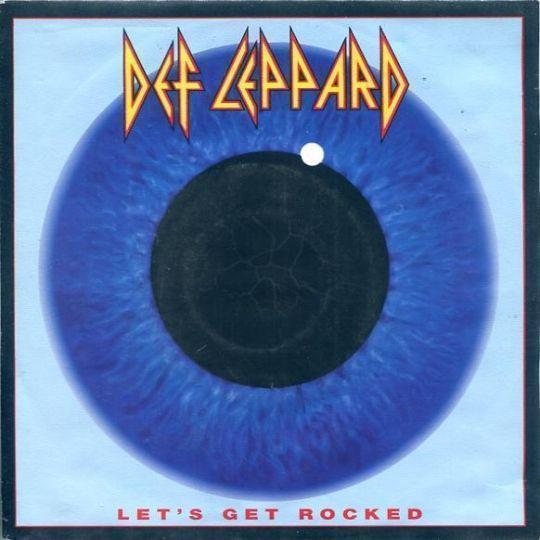 Coverafbeelding Let's Get Rocked - Def Leppard
