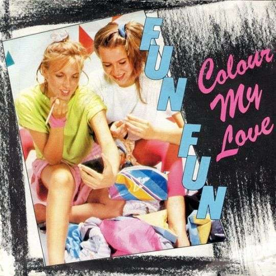 Coverafbeelding Colour My Love - Fun Fun