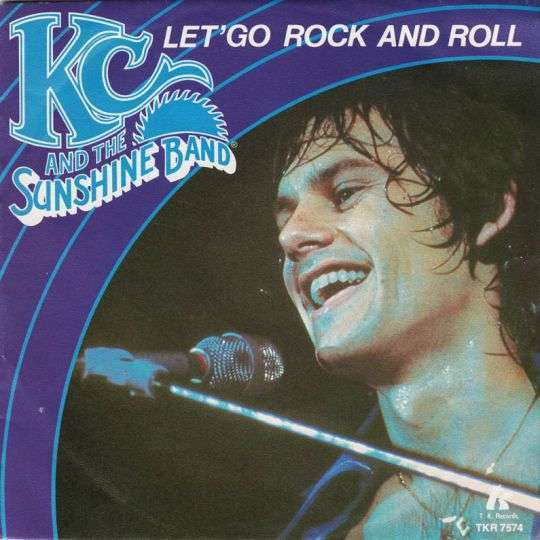 Coverafbeelding Let'go Rock And Roll - Kc And The Sunshine Band
