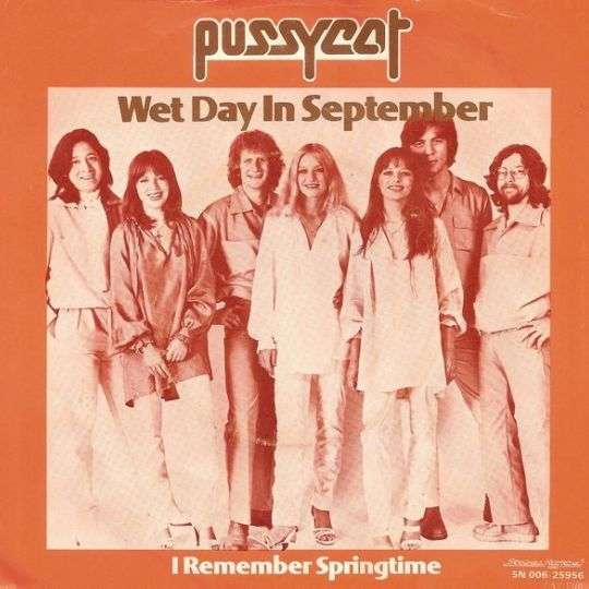 Coverafbeelding Pussycat - Wet Day In September