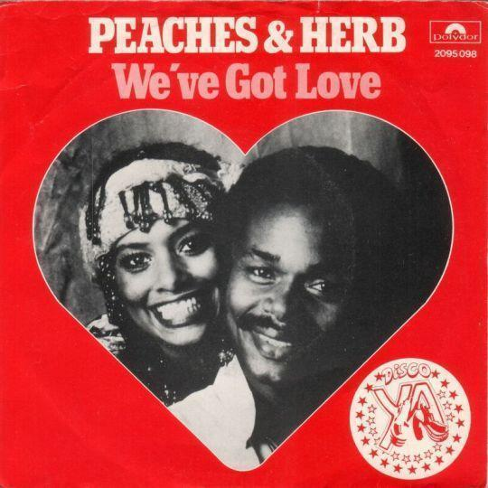 Coverafbeelding We've Got Love - Peaches & Herb