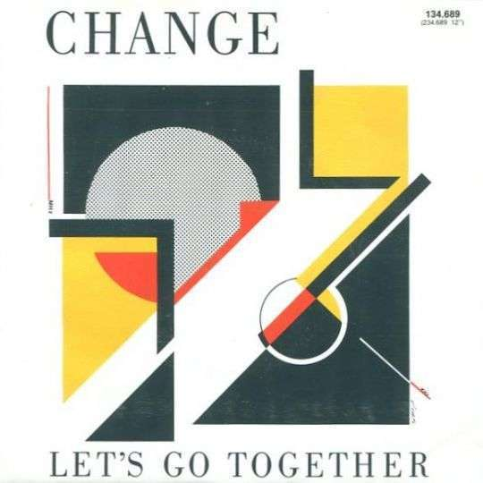 Coverafbeelding Let's Go Together - Change