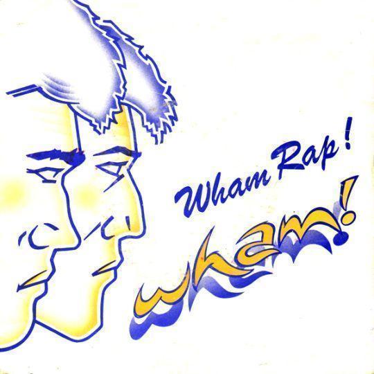 Coverafbeelding Wham Rap! - Wham!