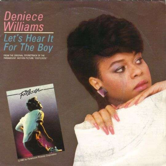 Coverafbeelding Let's Hear It For The Boy - Deniece Williams