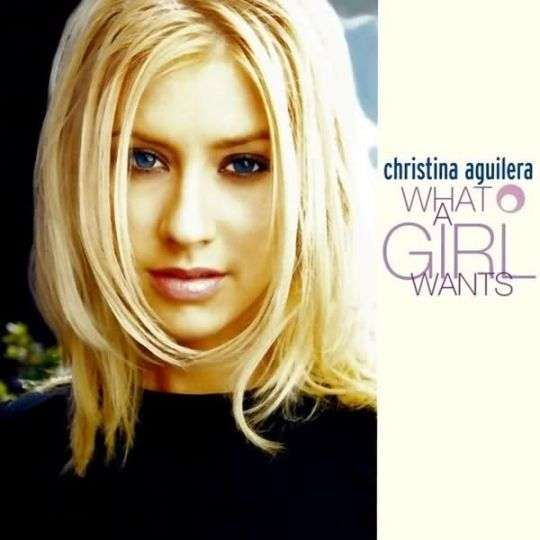 Coverafbeelding What A Girl Wants - Christina Aguilera