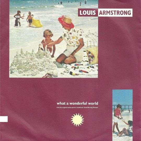 Coverafbeelding Louis Armstrong - What A Wonderful World