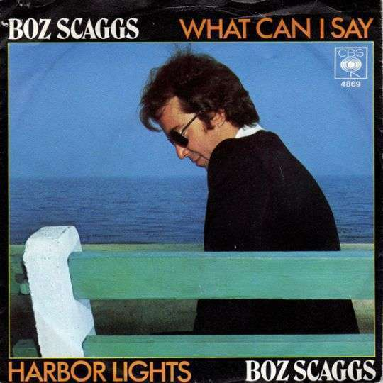 Coverafbeelding What Can I Say - Boz Scaggs