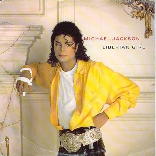 Coverafbeelding Liberian Girl - Michael Jackson