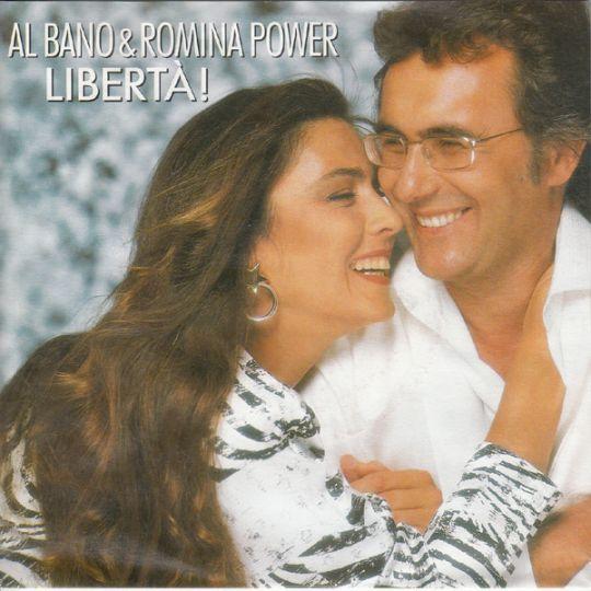Coverafbeelding Libertà! - Al Bano & Romina Power